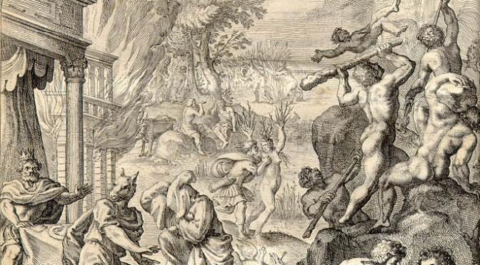 Lire les œuvres mythologiques des XVIe et XVIIe siècles : outils, méthodes et enjeux