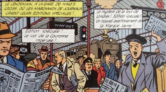 Les petits aventuriers du quotidien. Bande dessinée, journal et imaginaires médiatiques (XIXe-XXIe siècles)