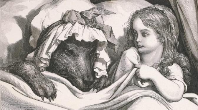 le nain tricoteur et fouettard du Chevalier au lion
