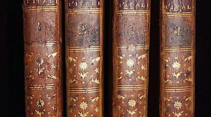 Pierre-Jean Grosley (1718-1785) et Edouard-Thomas Simon (1740-1818)