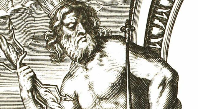 La Mythologie de Natale Conti éditée par Jean Baudoin Livre I (1627)
