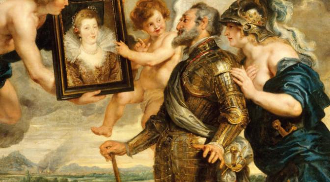 «Memento Marie Regards sur la galerie Médicis»