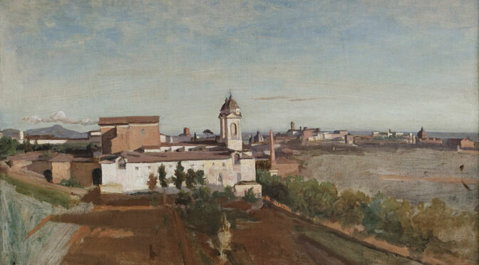 Histoire du couvent royal des Minimes français de la très Sainte Trinité sur le Mont Pincius à Rome